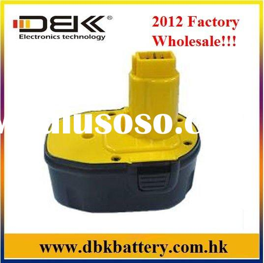 Power Tool Battery Fit for:DEWALT DC528 (Flash Light), DC551KA, DC612KA, DC613KA, DC614KA, DC615KA,