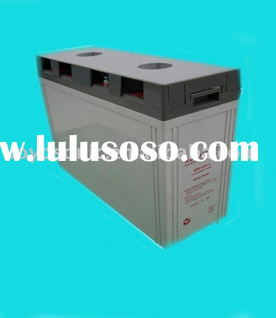 Solar Battery for Power Storage-2V1500AH-NPS1500-2