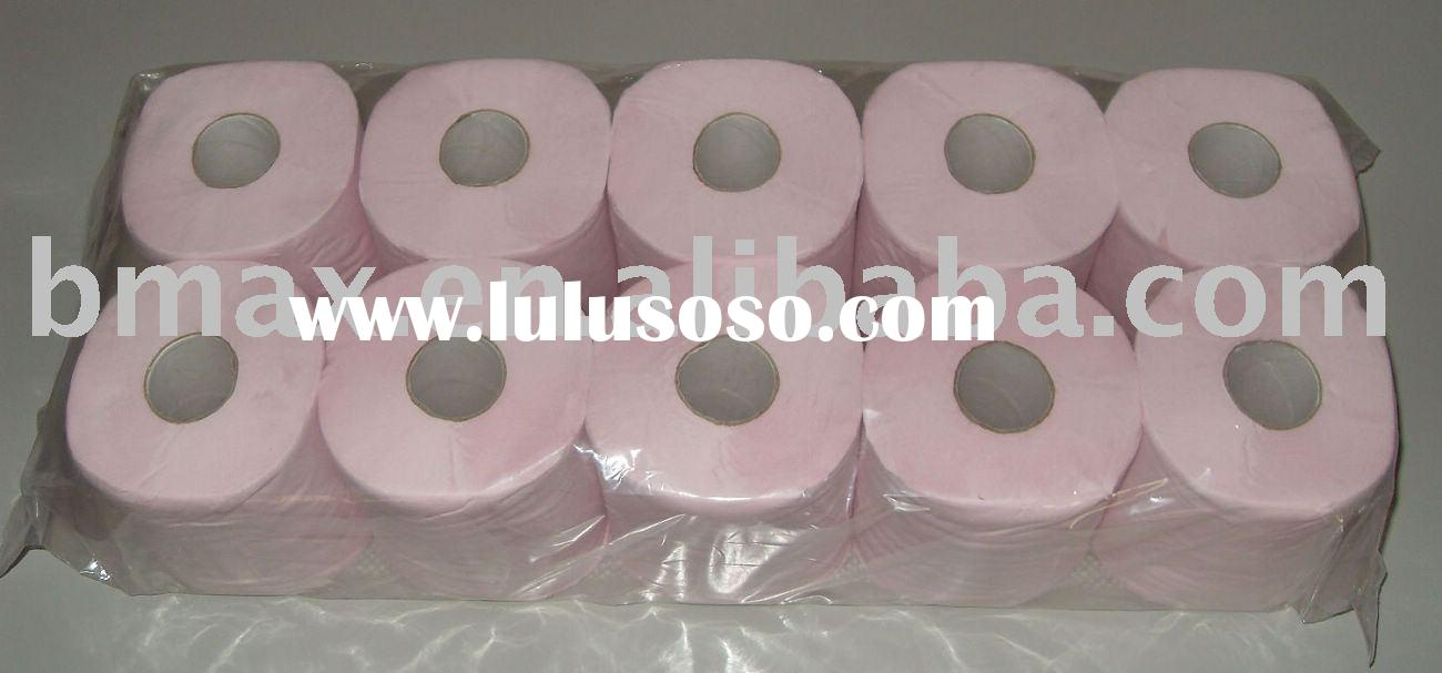 bathroom tissue(pink)