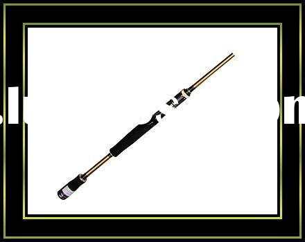 casting fishing rods