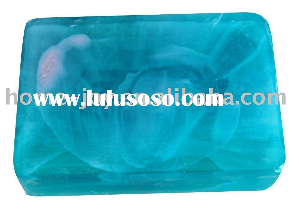 fruit flavor natural transparent soap