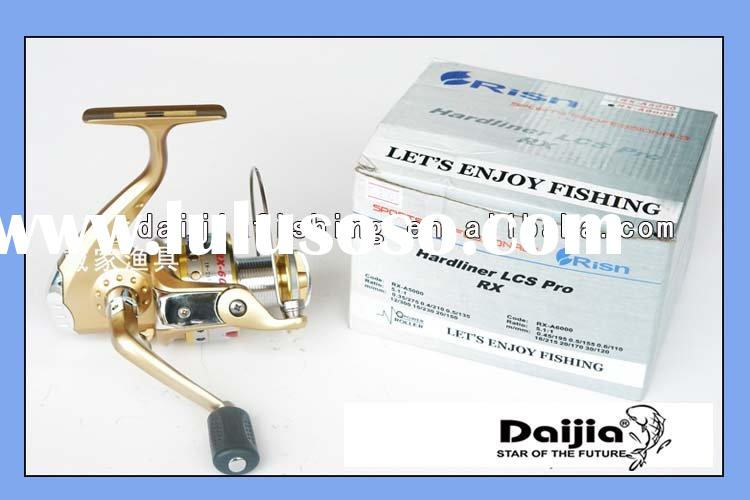 wholesale fishing tackle DaiJia RX-A fishing reel 9+1bearings