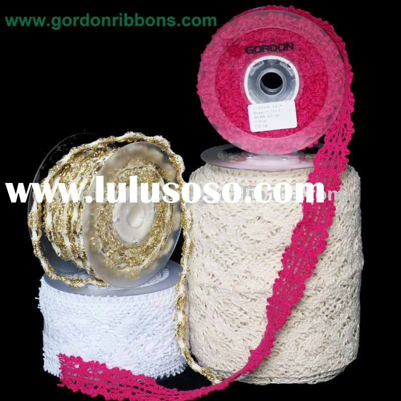 100% Cotton Lace,Cotton Lace Fabric For Garment