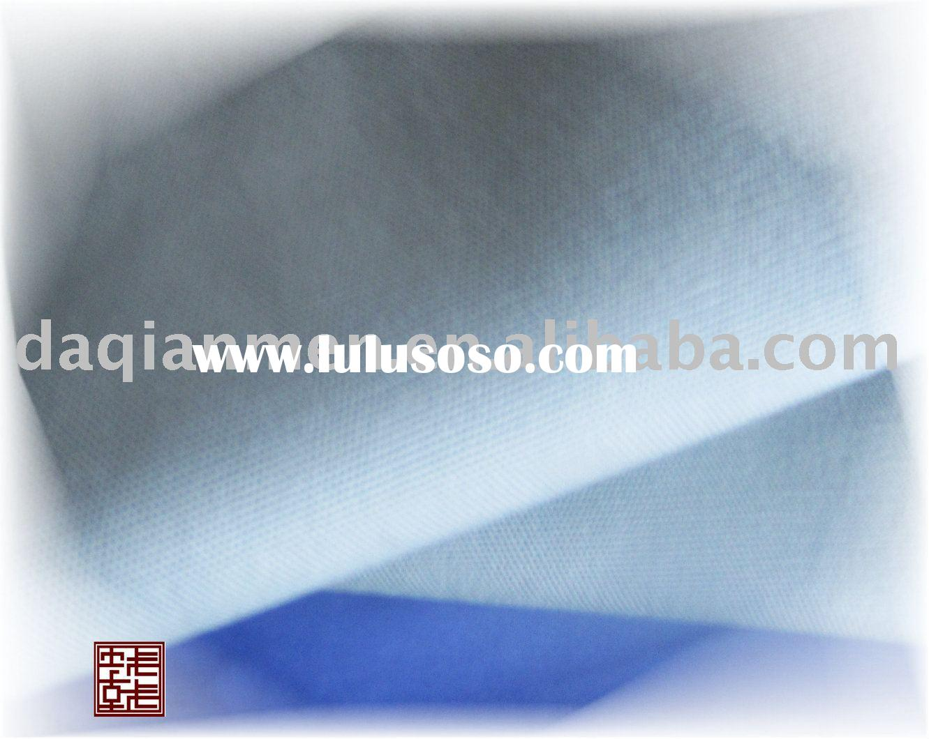 100% cotton solid dyed canvas fabric