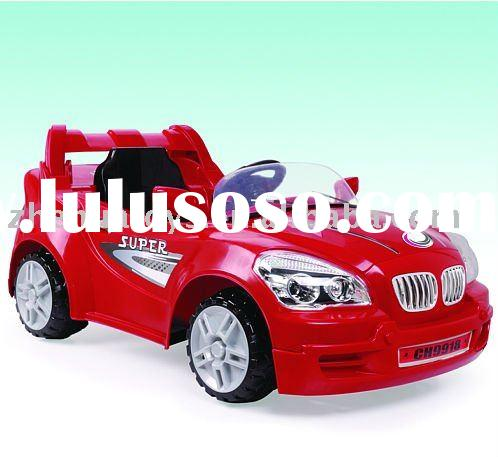 12V Battery and Motor Electric Car Toy