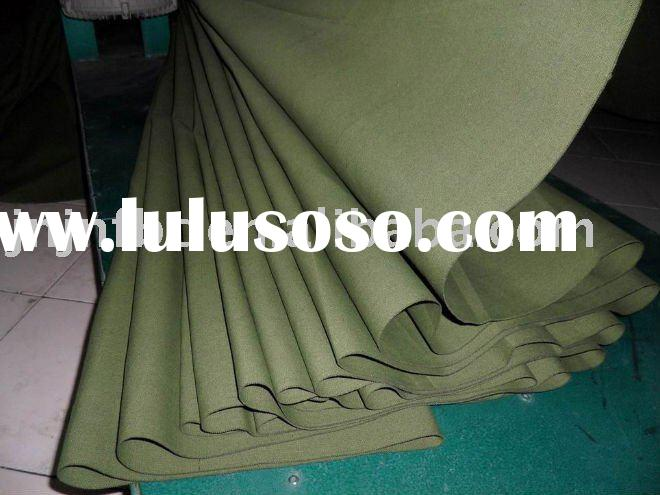 16OZ waterproof canvas for tent and tarps