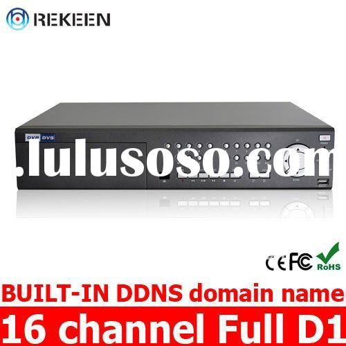 16 Channel Full D1 Stand alone DVR
