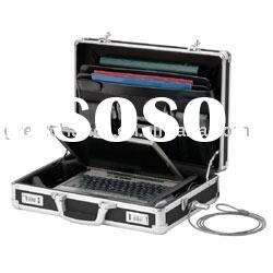"17"" Aluminum Locking Briefcase/Laptop Case"
