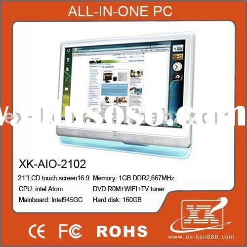 19'' All in one PC,all in one pc tv & desktops (XK-AIO-1918)