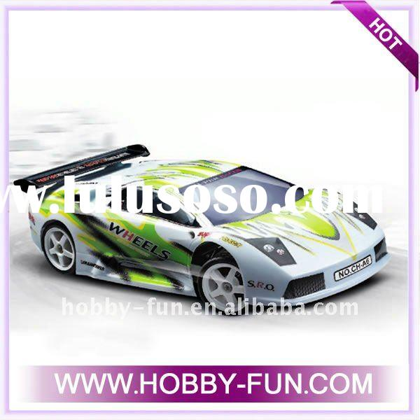 1/10th Scale Electric Powered On Road Touring Car RC Hobby