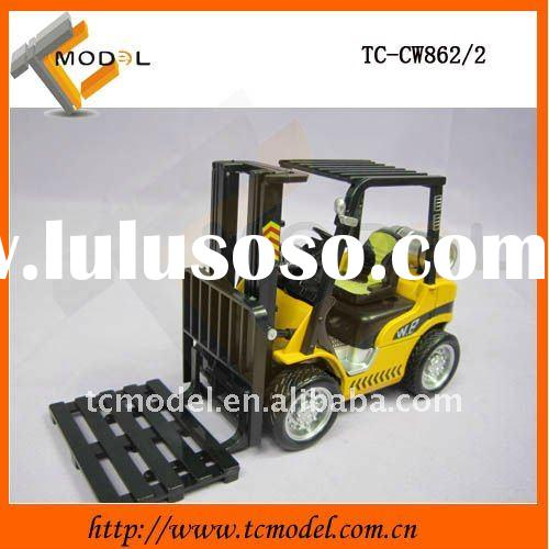1:24 Scale car model kits, forklift model