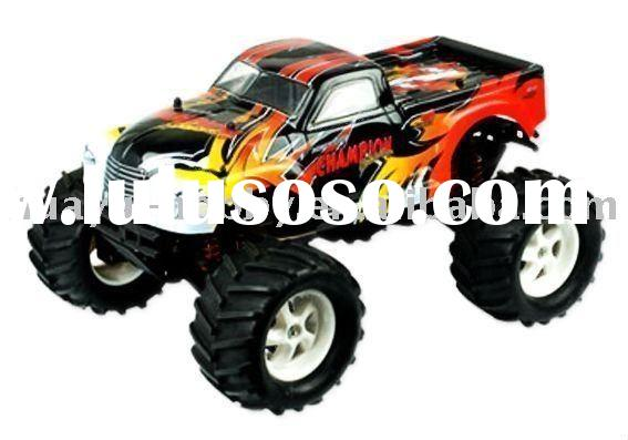 1/8th 4X4 Monster Truck RTR radio control car with nitro engine rc toy model