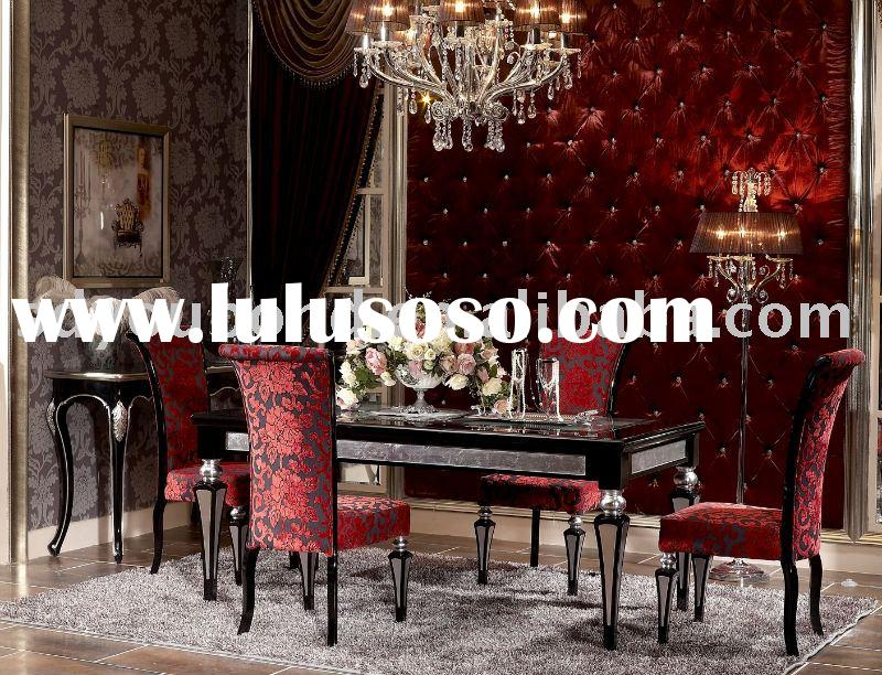 2010 Neo-classic furniture Y07 dining table
