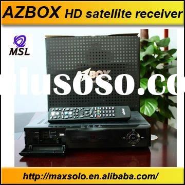 2011 AZBOX HD dvb-s set top box