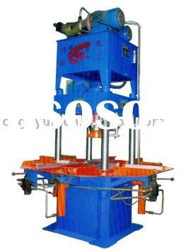 2011! Cement tile machine