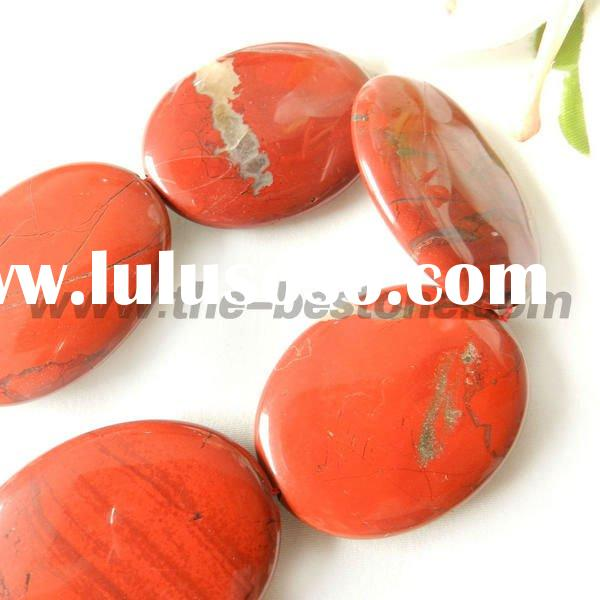 2011 Hot Sale Red Jasper Beads for Fashion Jewelry