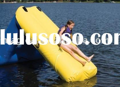 2011 Inflatable water slides for lake & sea
