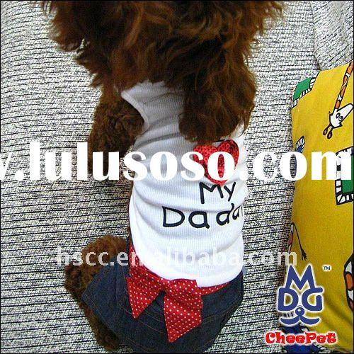 2011 New Design Dog Clothes