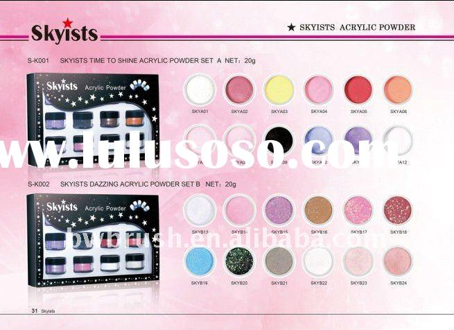 2011 New Skyists Nail Art Acrylic Powder Kit