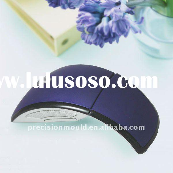 2011 New design 3d mouse, 2.4g wireless mini optical 3D mouse