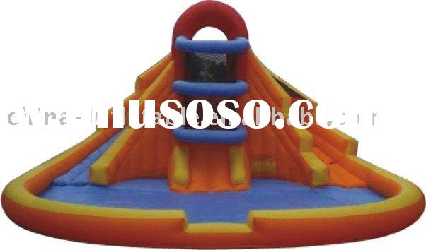 2011 TOP inflatable commercial water slide