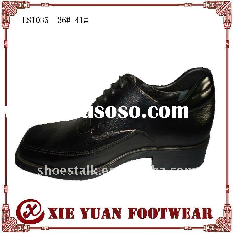 2011 TPR ladies leather soles flat shoes