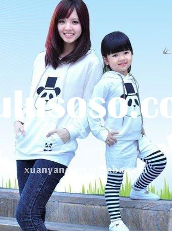2011 fashion childrens clothing,Mather and baby