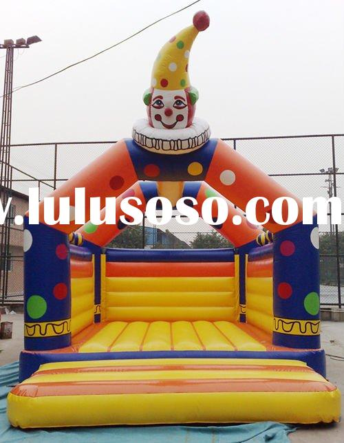 2011 hot commercial inflatable bouncers