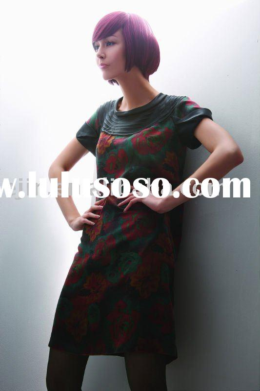 2011 lady frock design