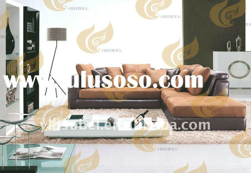 2011 modern design leather sofa set YK2899