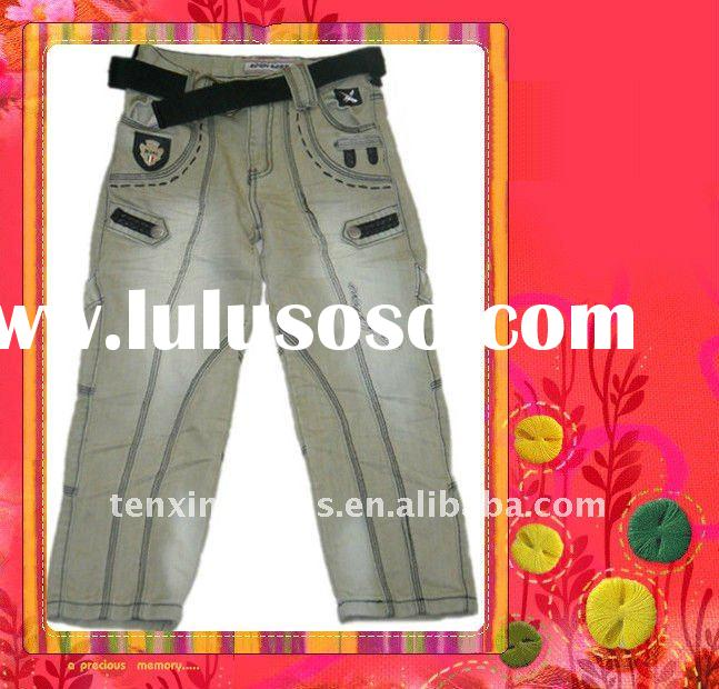 2011 new boutique children's clothing jeans