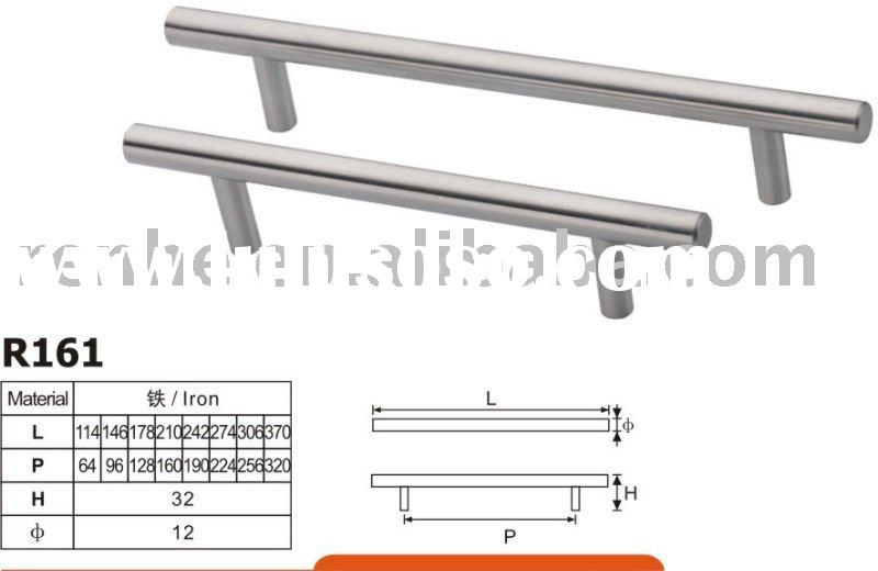 2011 newest popular style kitchen cabinet pull T bar handle (R161)