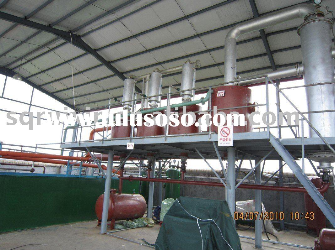 2011 used tire recycling equipment with ISO9001