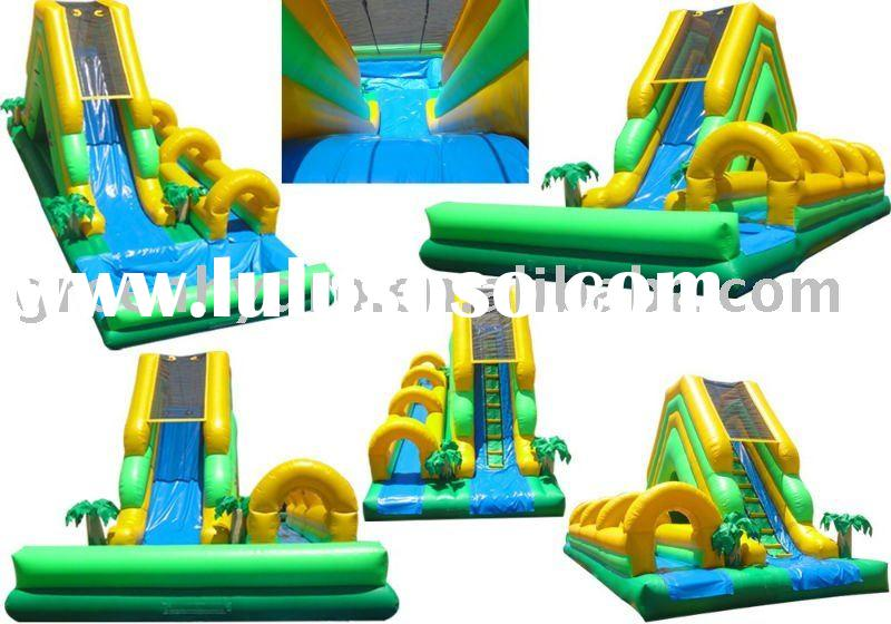 2011commercial inflatable water slides