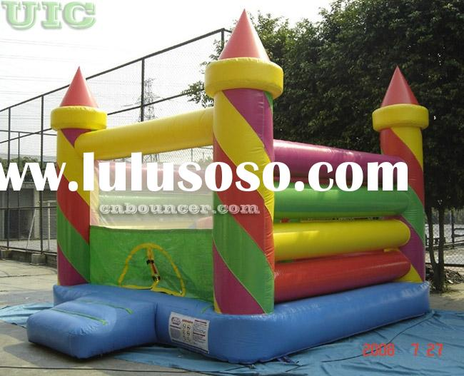 2012 Hot Commercial Inflatable Bouncers / Bouce House