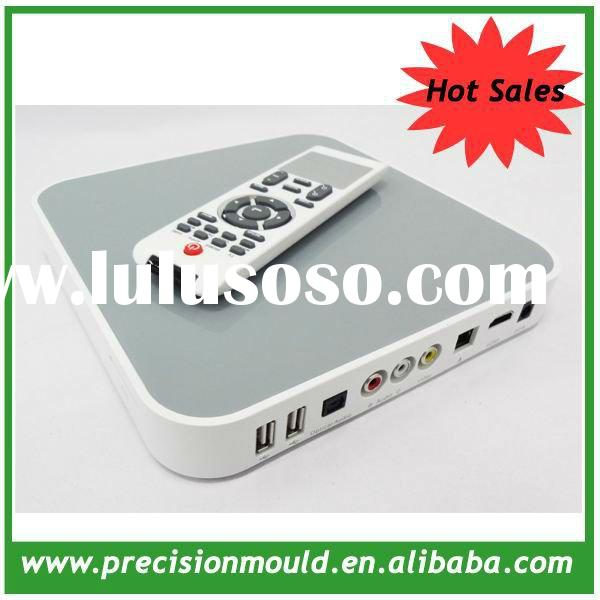 2012 Hot New live tv box android tv box, 1080P media player