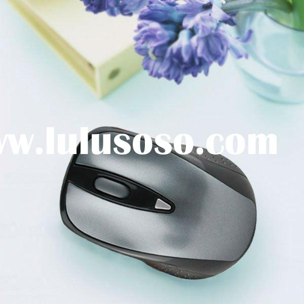 2012 Latest design wireless mouse, 2.4g wireless mini 3D mouse