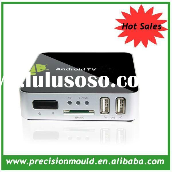 2012 Most Popular radio station equipment for sales android tv box, 1080P media player