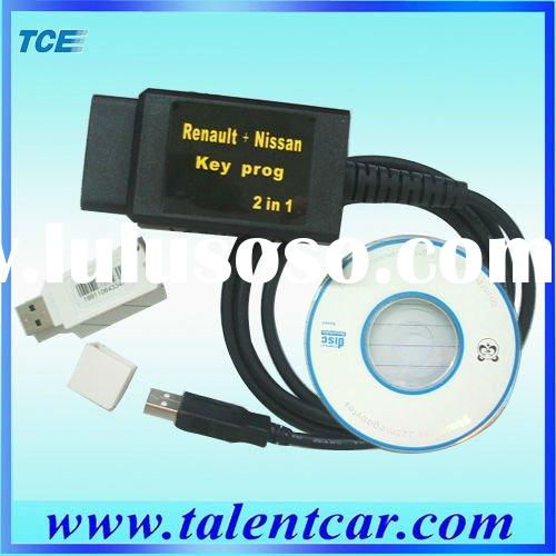2012 New Renault Nissan key programmer 2 in 1
