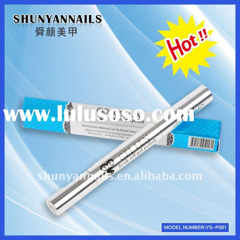 2012 Newest soak off gel polish pen