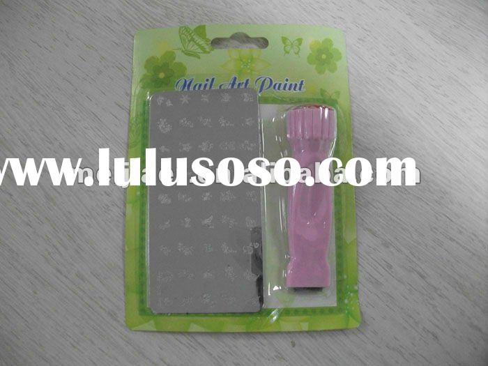 2012 hot sale new style knod stamp nail art