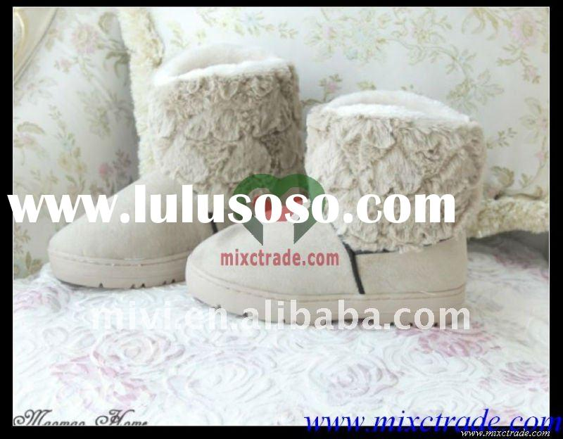 2012 hot short snow boots