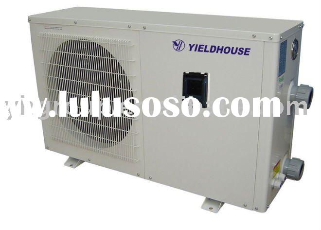 2012 newly High-quality swimming pool heating/cooling equipment system--Yieldhouse