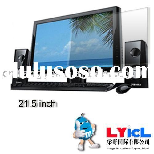 21.5' LCD monitor screen protector/LCD screen protection film/Computer screen guard/PC scree