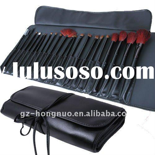 21 pcs Professional Cosmetic/Make up Brush Set w/ Case