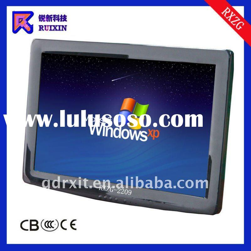 "22"" desktop touch screen lcd monitor"