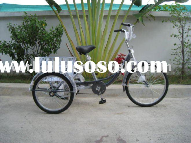 "24"" Shopping Tricycle"