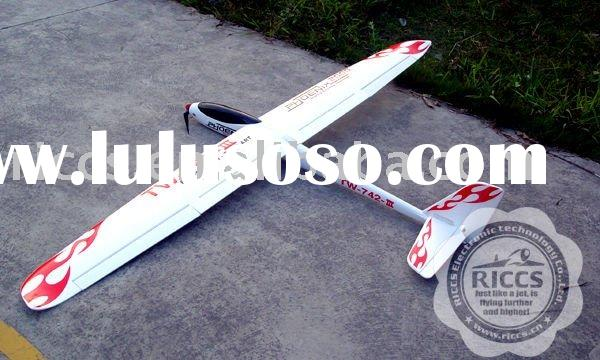 2.4G 4ch Phoenix 2000 rc glider,rc airplane model,electronic rc glider