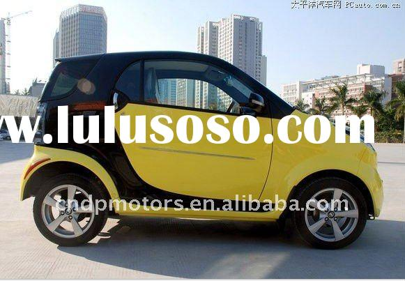 2-seater smart electric car
