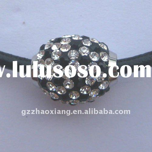 316L Stainless Steel Crystal stone beads Manufacturer